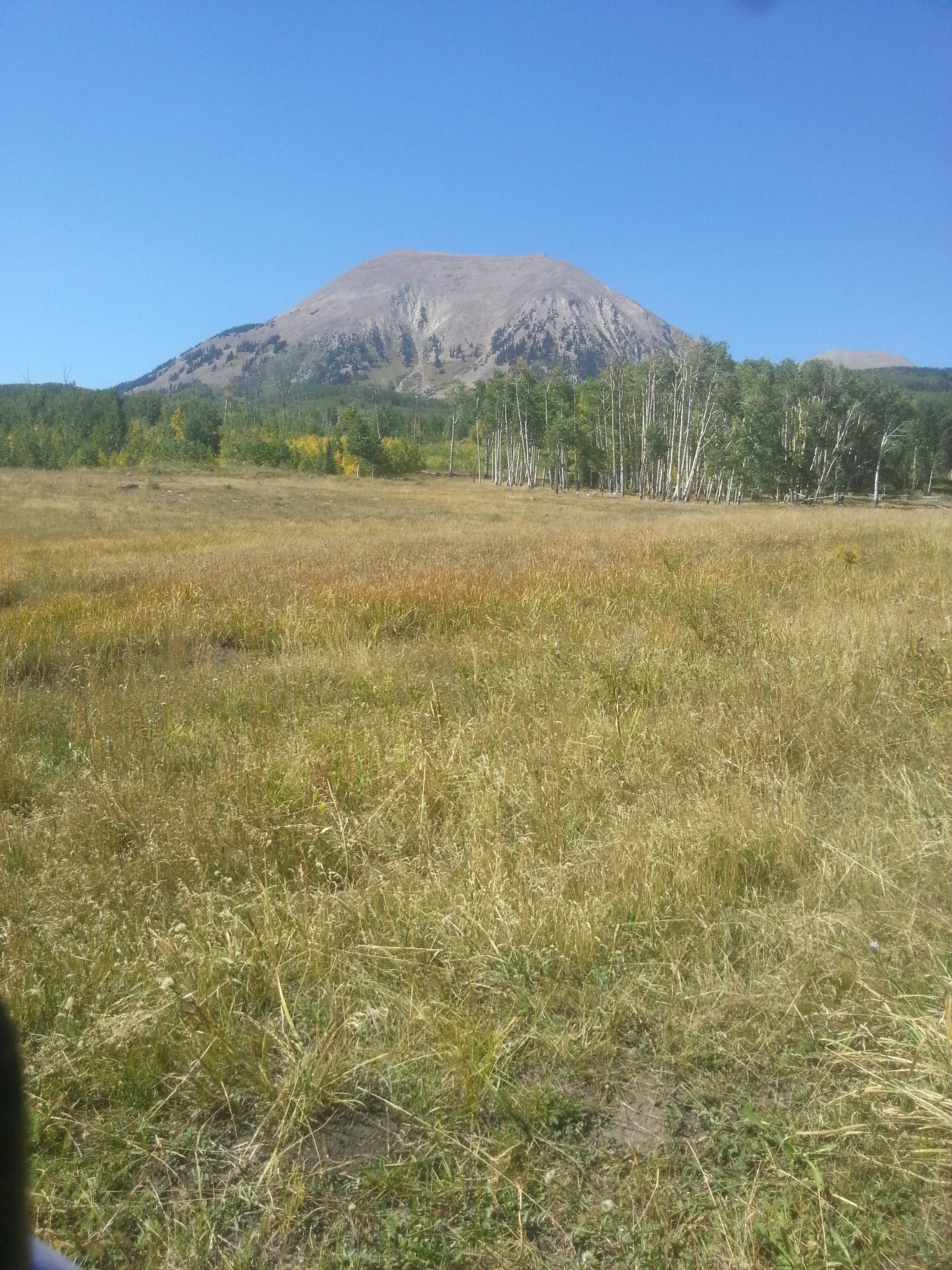 mountain....again