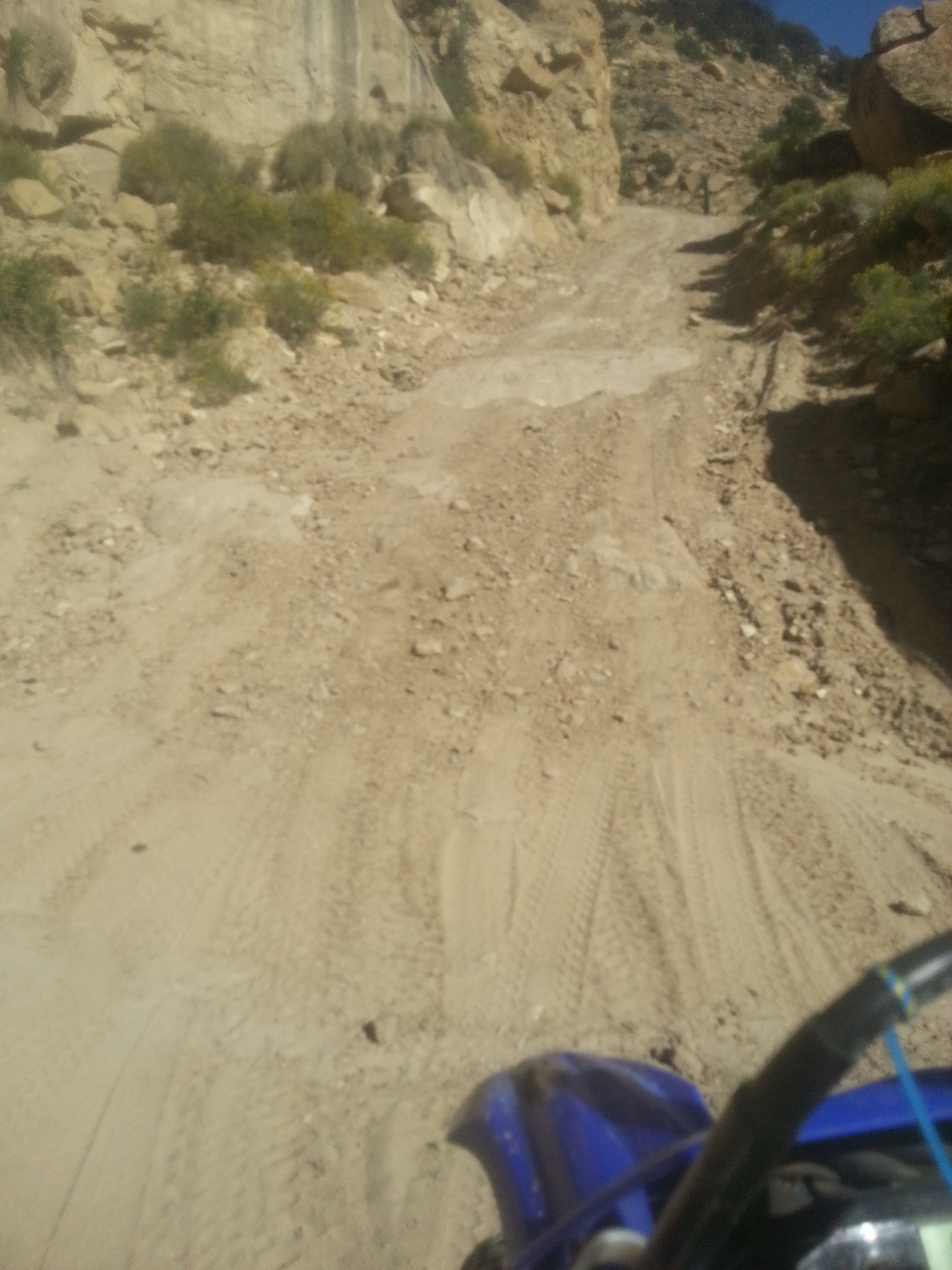 another steep part
