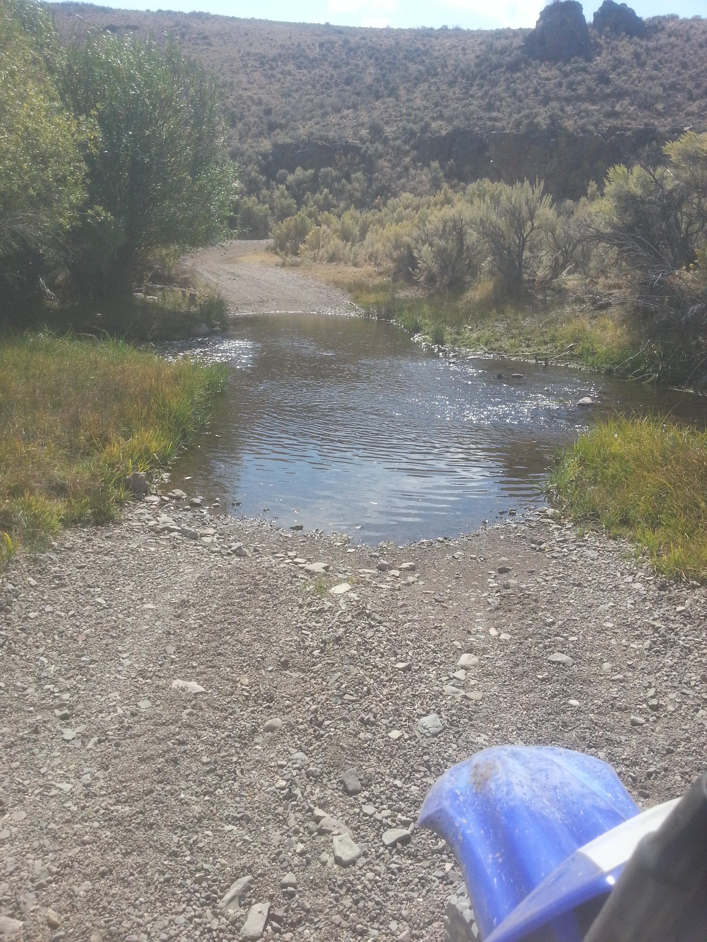easier water crossing