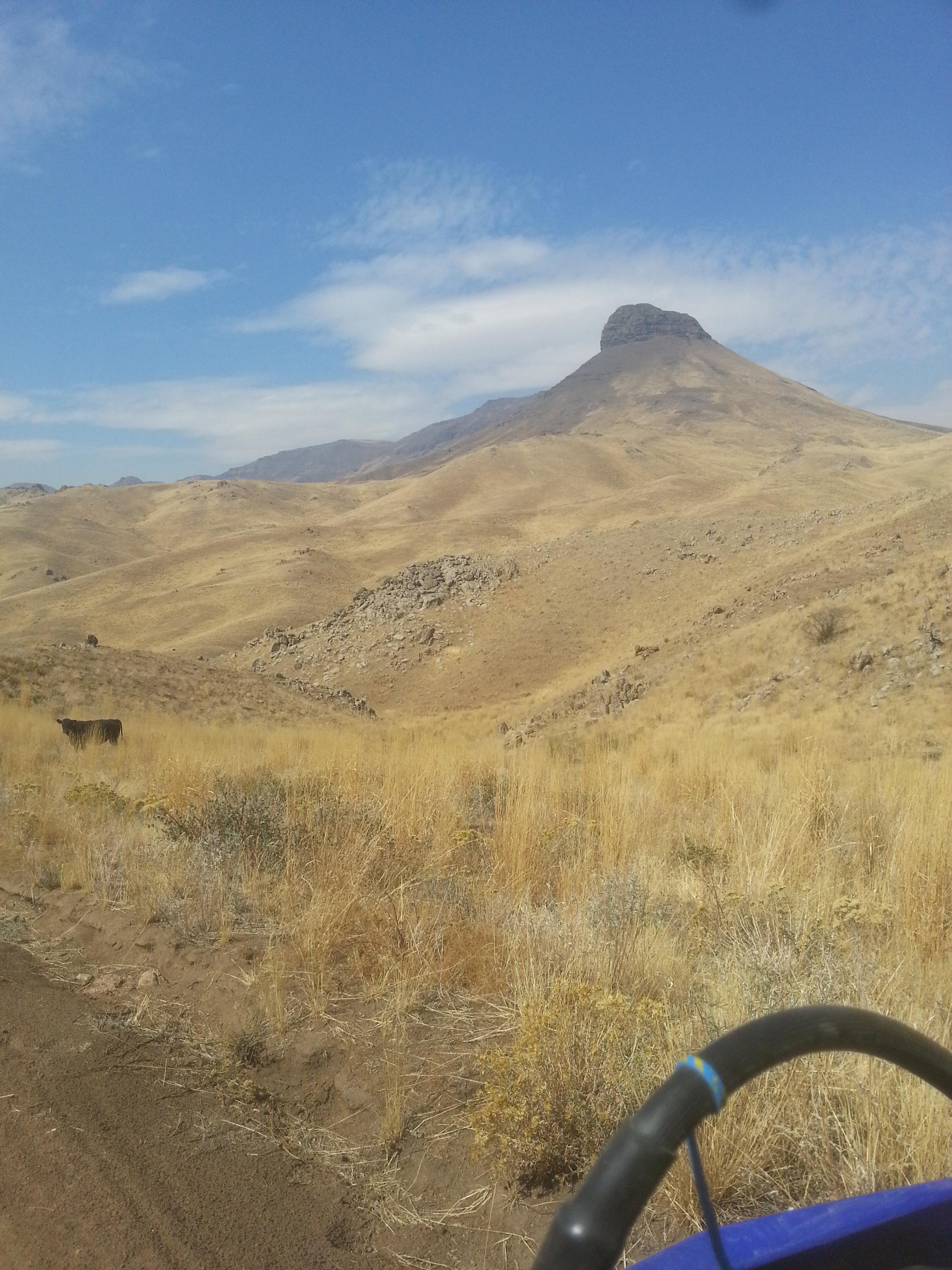 hill I passed